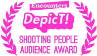 WINNER: Depict! Shooting People Audience Award, Encounters Short Film & Animation Festival, 2012